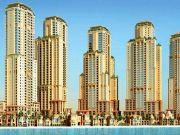 exterior view of Jumeirah Beach Residence (artists impression)