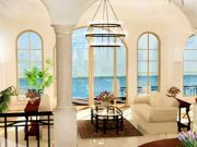 Th Palm Dubai Shoreline Apartments living room