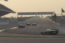 Dubai Autodrome home straight