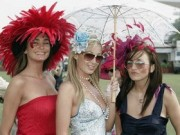 Dubai World Cup fashion and hats