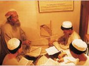 Al Ahmadiya School (historical - first school in Dubai) class